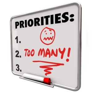 Three Steps to Creating Meaningful Priorities